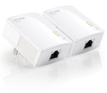 picture of Speed Up your Internet - TP-Link AV200 Nano Powerline Adapter Starter Kit