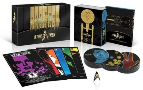 picture of Star Trek: 50th Anniversary TV and Movie Collection [Blu-ray]