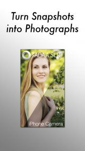 picture of Free Tadaa SLR iOS App