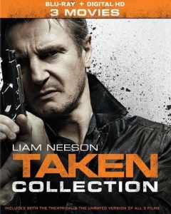 picture of Taken Collection [Includes Digital Copy] [Blu-ray] Plus Kingsman Movie Cash