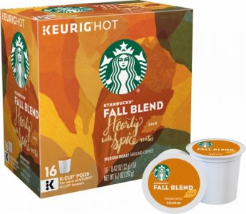 picture of 50% Off Pumpkin Spice and Fall Blend K Cups