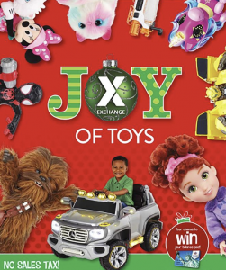 picture of AAFES Toy Book and Holiday Gift Guide Now Available