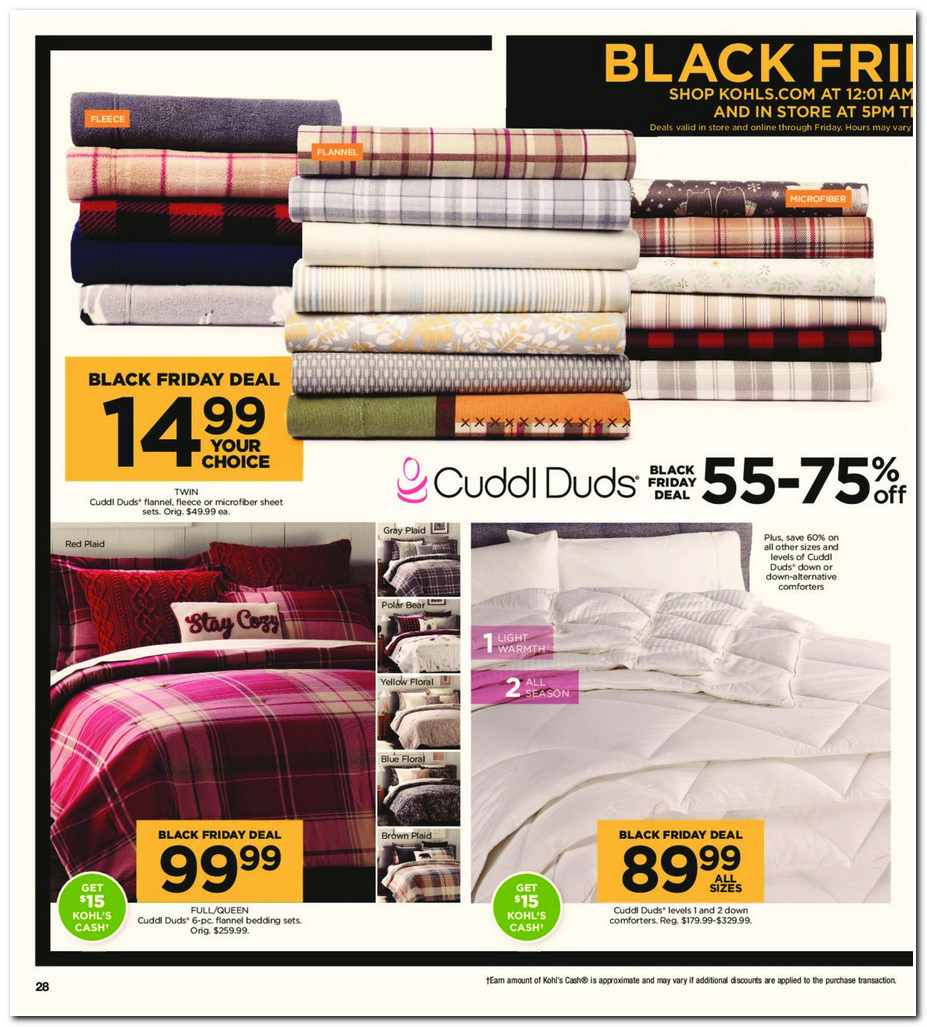 Kohls Full Size Flannel Sheets Micro Plaid Printed Flannel Sheet Set New Queen Size