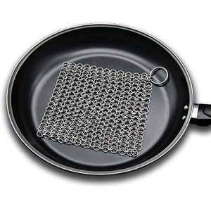 picture of Amagabeli Stainless Steel Cast Iron Cleaner