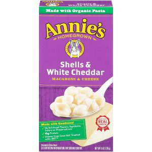 picture of Annie's Shells & White Cheddar Mac and Cheese 12pk Sale