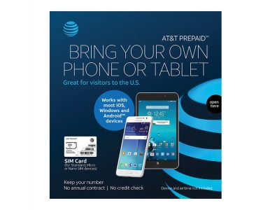picture of Free AT&T Prepaid SIM Card