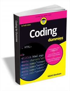 picture of Free Coding For Dummies eBook