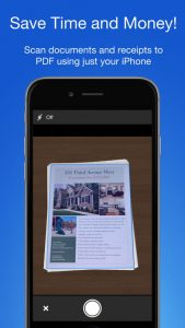 picture of Free Smart PDF Scanner iOS App