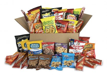 picture of Frito-Lay Ultimate Snack Care Package Sale