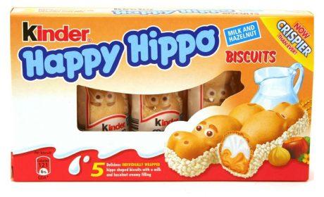 picture of Kinder Happy Hippo Hazelnut Sale