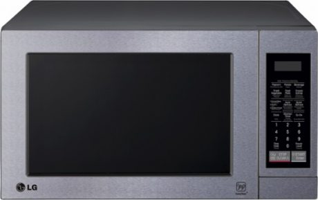 picture of LG - 0.7 Cu. Ft. Compact Stainless Steel Microwave Sale