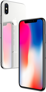 picture of iPhone X 64GB Unlocked Refurbished Sale