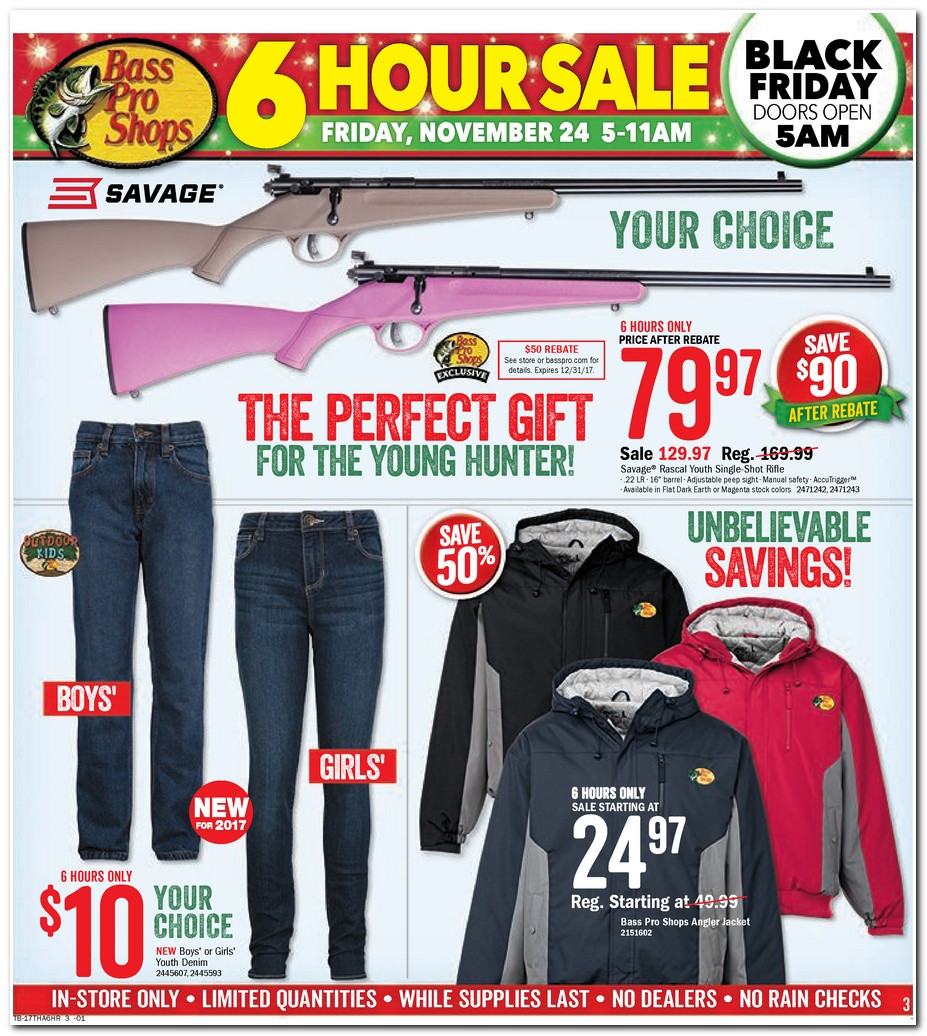 Black friday 2017 bass pro shops ad scan buyvia for Black friday fishing deals