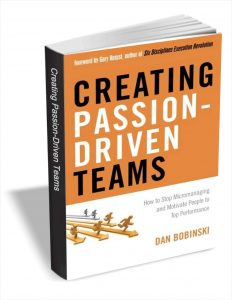 picture of Free Creating Passion-Driven Teams eBook