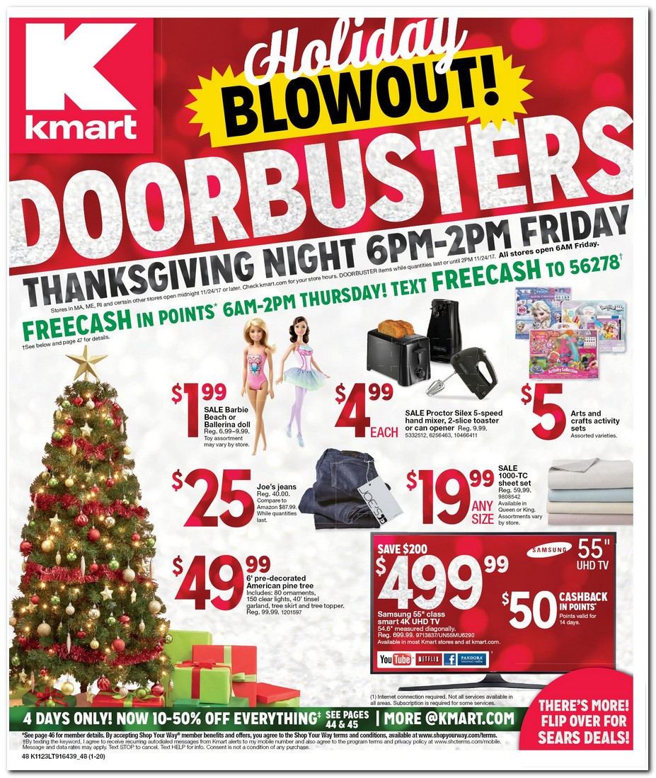 Black friday deals 2018 kmart
