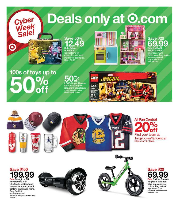 cyber monday 2017 target ad buyvia. Black Bedroom Furniture Sets. Home Design Ideas