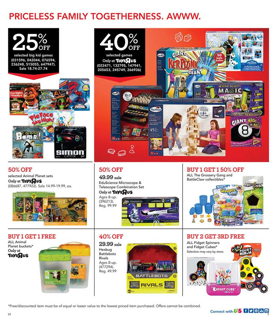 Black Friday 2017 Toys R Us Ad Scan Buyvia - Toys-r-us-black-friday-store-map