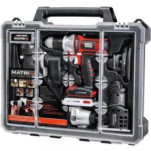 picture of Black & Decker Matrix 6-Tool Combo Kit Sale