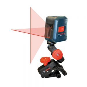 picture of Bosch 30 ft. Self-Leveling Cross-Line Laser Level with Clamping Mount Sale