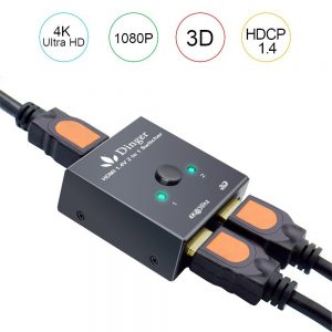 picture of Dinger HDMI Switch 2 Port Sale