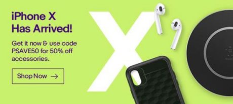 picture of Save 50% off Accessory with Phone Purchase