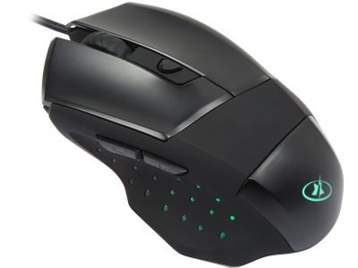 picture of Free Rosewill ION D10 4000 dpi Optical Wired Gaming Mouse