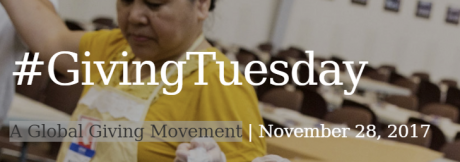 picture of Giving Tuesday - A Global Giving Movement