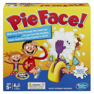 picture of Hasbro Pie Face! Game Sale