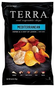 picture of Terra Vegetable Chips - Mediterranean Herbs Sale