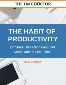 picture of Free The Habit of Productivity eBook