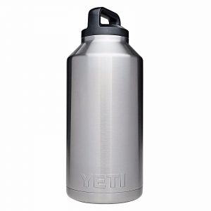 picture of YETI Rambler 64 oz Stainless Steel Vacuum Insulated Bottle Sale