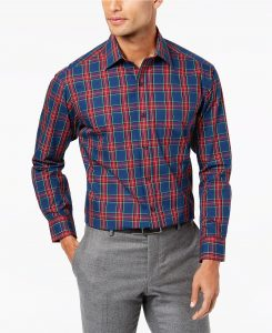 picture of Men's Dress Shirt Extra 50% Off $100+ Sale