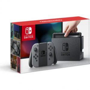 picture of Nintendo Switch Console, 64GB Memory, $20 eShop  Bundle