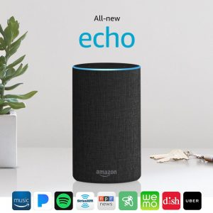 picture of Amazon Echo 2nd Generation with Alexa Sale