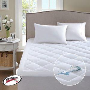 picture of Comfort Classics 3M Scotchgard Harmony Waterproof Mattress Pad