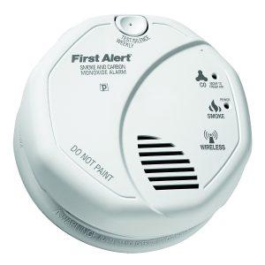 picture of First Alert 2-in-1 Z-Wave Smoke Detector & Carbon Monoxide Alarm Sale