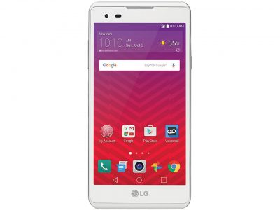 """picture of Free LG Tribute HD Virgin Mobile (5"""" 16GB 1.5GB RAM) 4G LTE"""