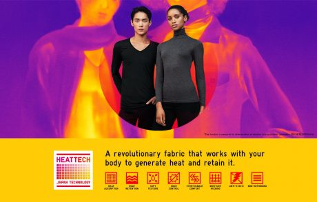 picture of Free Uniqlo Heattech T-Shirt
