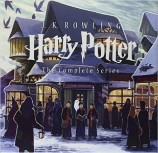 picture of Harry Potter Complete Book Series Special Edition Boxed Set Sale