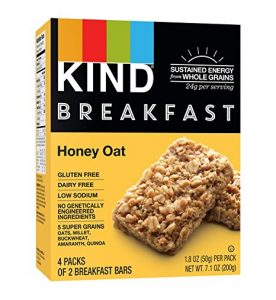 picture of KIND Breakfast Bars, Honey Oat 32 count Sale