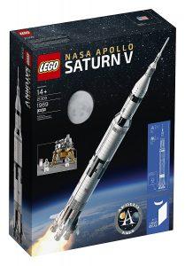 picture of LEGO NASA Apollo Saturn V