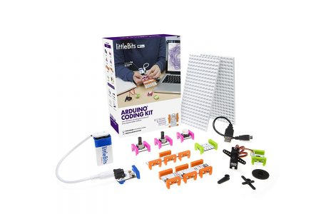 picture of littleBits Arduino Coding Kit