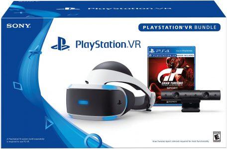 picture of PlayStation VR - Gran Turismo Sport Bundle Sale