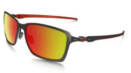 picture of Oakley Ferrari Tincan Carbon Iridium Men's Sunglasses Sale