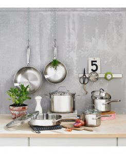picture of Calphalon Classic Stainless Steel 10-Pc. set Sale