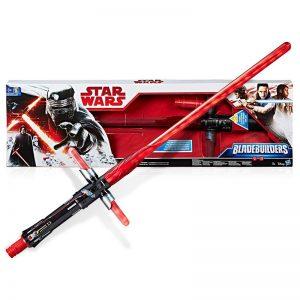 picture of Star Wars Bladebuilders Kylo Ren Deluxe Electronic Lightsaber Sale