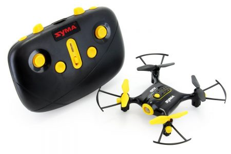 picture of Tenergy Syma X20 Mini Headless Quadcopter RC Drone with Stunt Altitude Holding