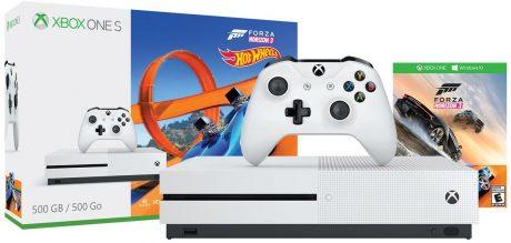 Xbox One S Forza Horizon 3 Hot Wheels Bundle Sale - Free Destiny2, Star  Wars, GTA V