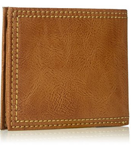 picture of Levi's Men's Extra Capacity Leather Slimfold Sale