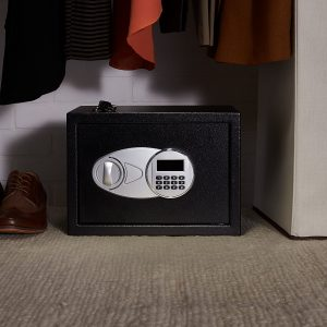 picture of AmazonBasics Security Safe - 0.5-Cubic Feet